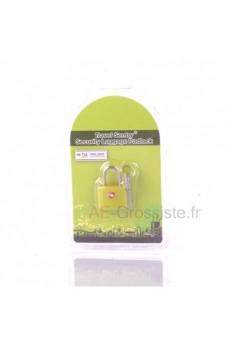 TSA luggage key padlock