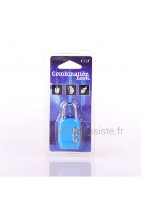 Luggage Combination padlock CR-13H