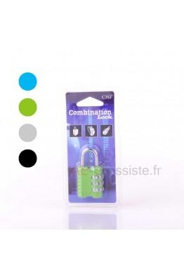 Luggage Combination padlock CR-24H