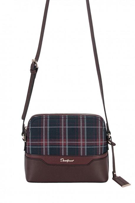 DAVID JONES 6622-1 crossbody bag