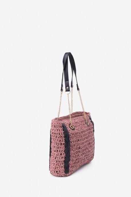 XBU26 Straw style bag