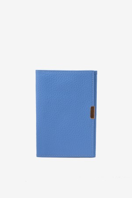 "Leather card holder SF6004""La Sellerie Française"""