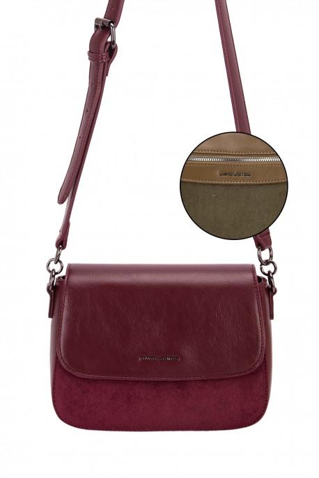 DAVID JONES 6641-1 crossbody bag