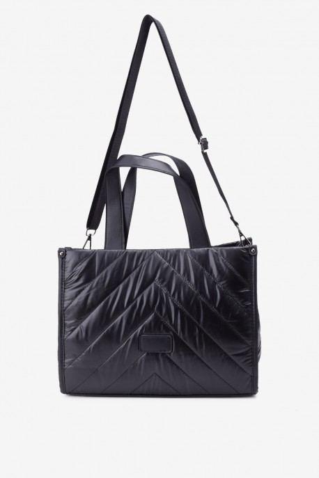 9909 textile handbag