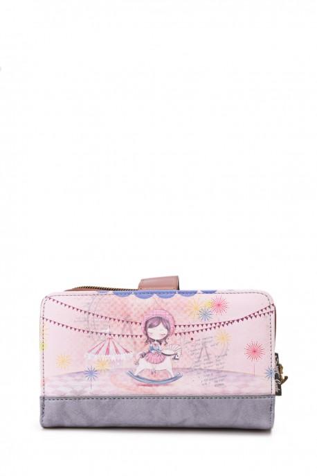 Sweet & Candy C-079-3-21B wallet