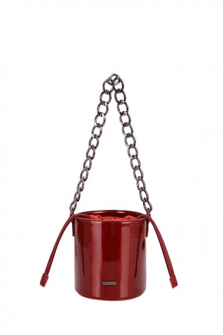 DAVID JONES CM6325 small bucket crossbody bag