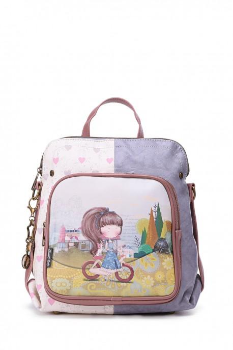 Sweet & Candy C-053-3-21B backpack