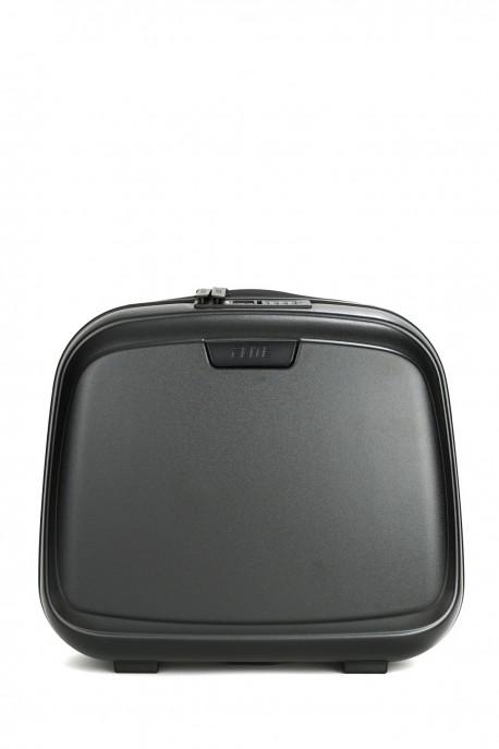 E2114 Vanity Case Classique - ELITE PUR MATE - Black Out