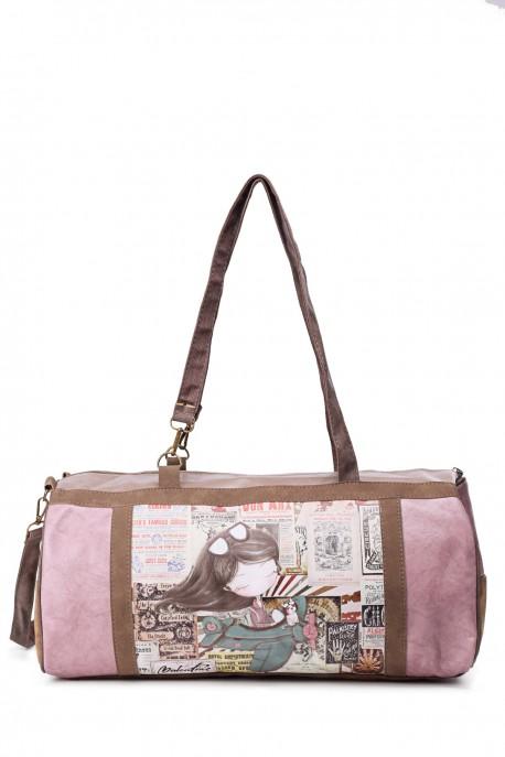 Sweet & Candy B-848-21B Duffle Bag