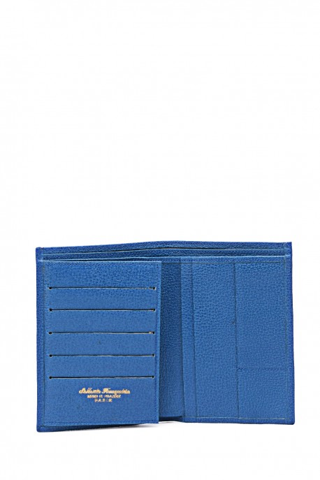 SF 225223 Leather wallet Sellerie Française