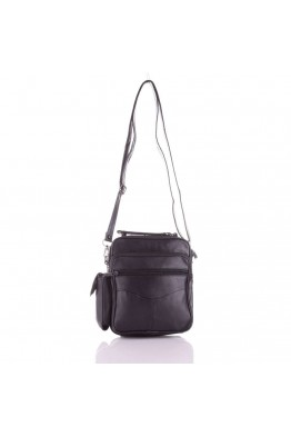 KJ8724 Lamb leather crossbody bag