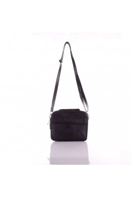 YW8664 Lamb leather crossbody bag