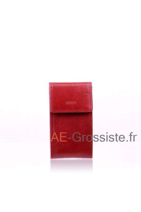 Leather key holder Spirit R6303