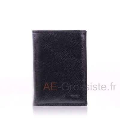 Portefeuille cuir Spirit R6802A