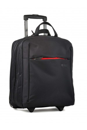 3815 Laptop backpack with wheel