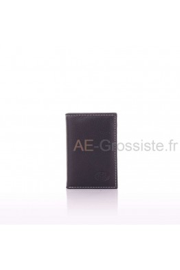 April 28611 Leather card holder
