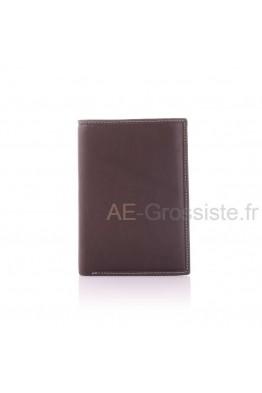 Portefeuille cuir Fancil SA901