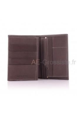 Portefeuille cuir Fancil SA913