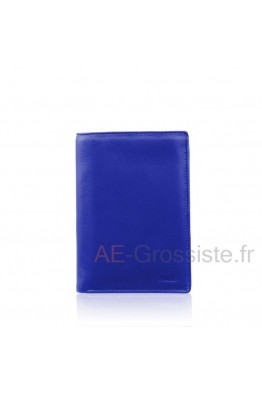 Leather wallet for lady multicolor Fancil FA913