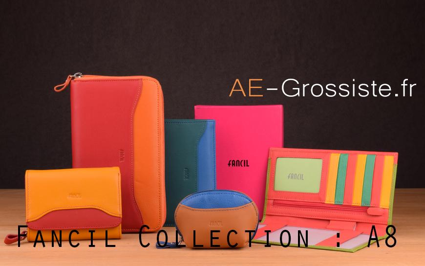 Collection Multicolor Fancil A8