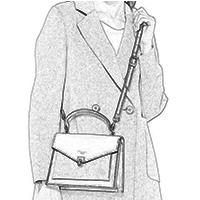 sac porté travers - porté croisé - sac bandouliere david jones