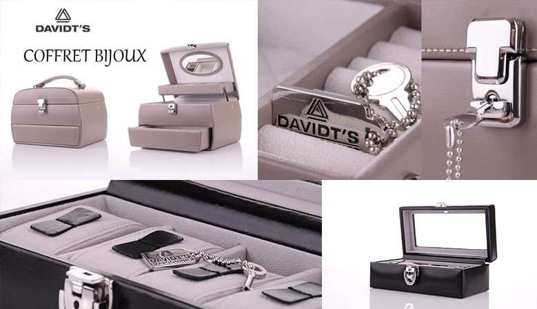 Davidt's Jewelry Box Collection
