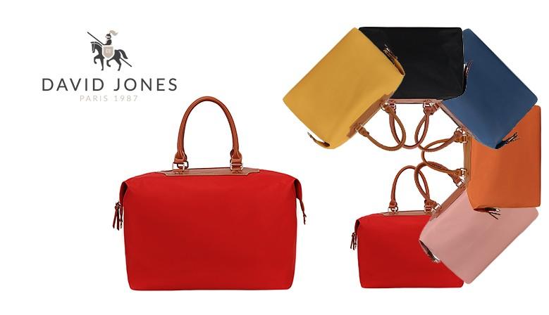 CM5208 David Jones Travel Bags