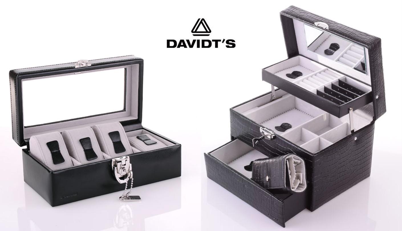 CollectionBoîte à bijoux Davidt's
