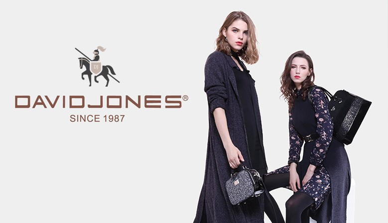 Nouvelle collection 2018 AUTOMNE HIVER 2018 David Jones
