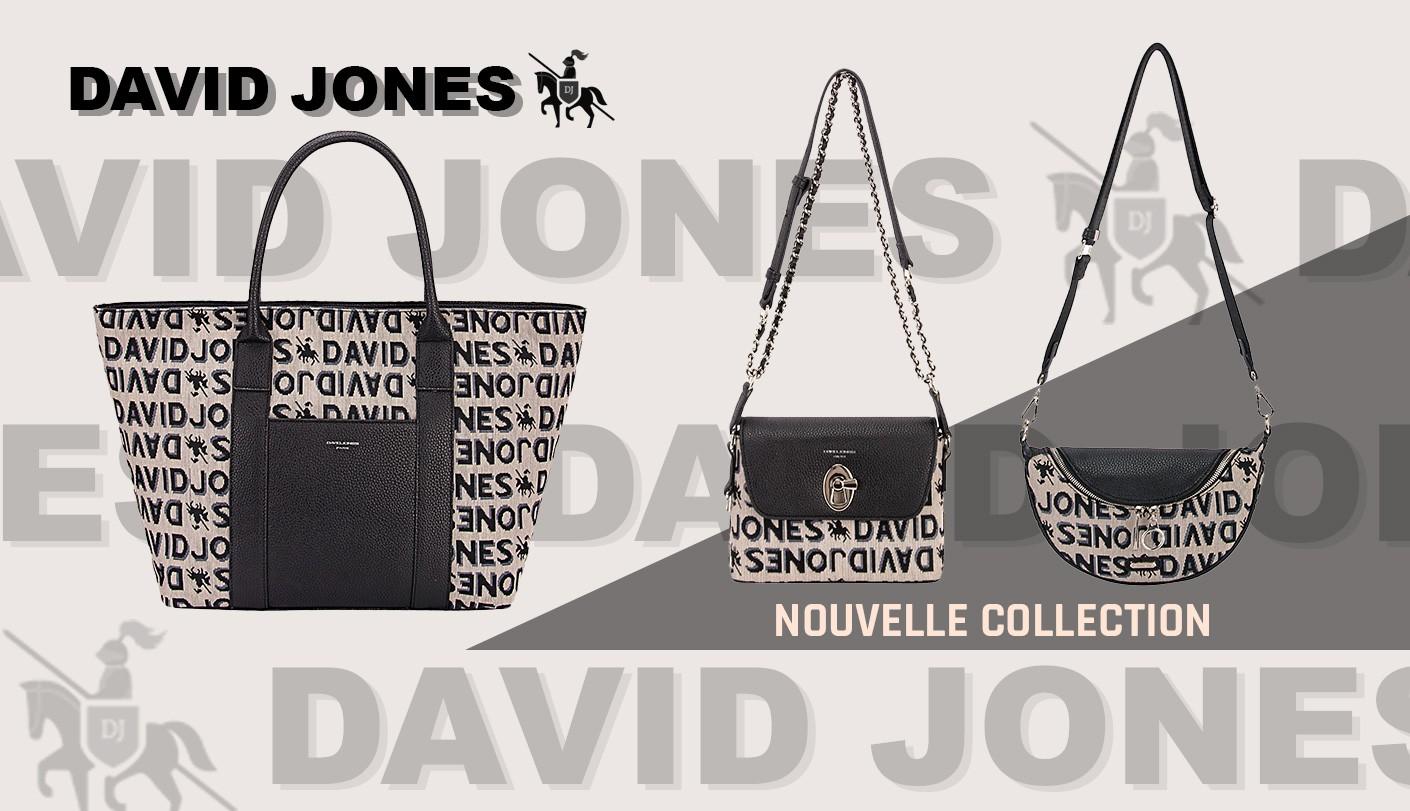 David Jones New collection Winter 2021