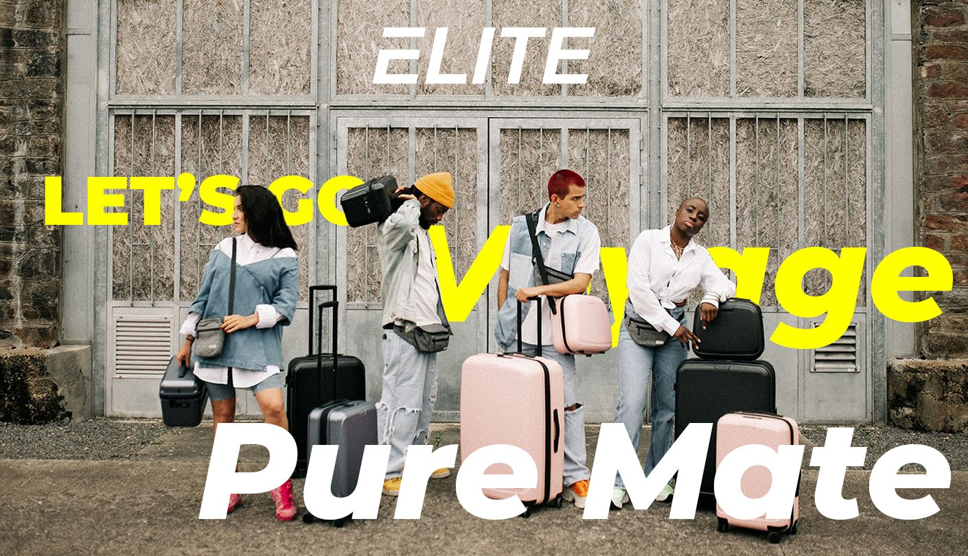 Elite Bagages Pure Mate