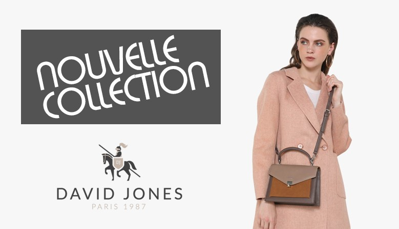 Nouvelle collection 2020 AUTOMNE HIVER David Jones