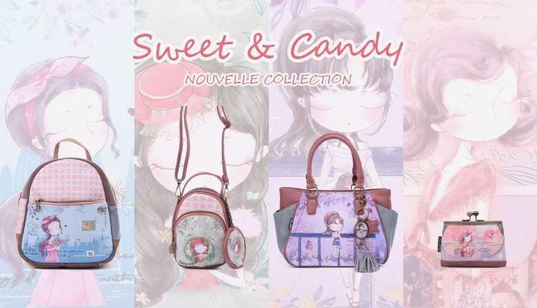 Sweet & Candy Complet Collection